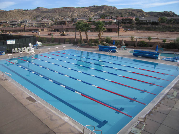 Water Design Inc Summit Athletic Club