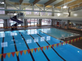 Water design inc recreation centers aquatic centers water parks Indoor swimming pools in sandy utah