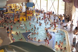 Water design inc dimple dale Indoor swimming pools in sandy utah
