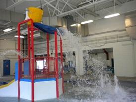 Water design inc recreation centers aquatic centers - Spring hill recreation center swimming pool ...