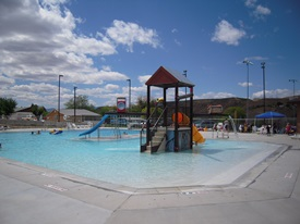 Roy City Utah Recreation Complex