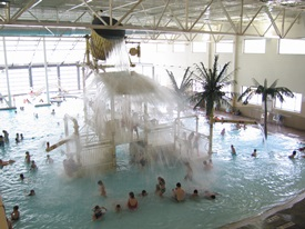 Water design inc recreation centers aquatic centers water parks for Lehi city swimming pool lehi ut