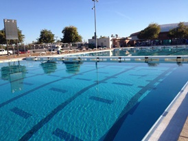 Water design inc chandler for Chandler public swimming pools
