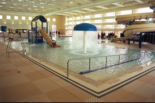 Water design inc recreation centers aquatic centers for Pool design utah